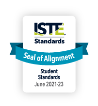 Image of the ISTE Seal of Alignment